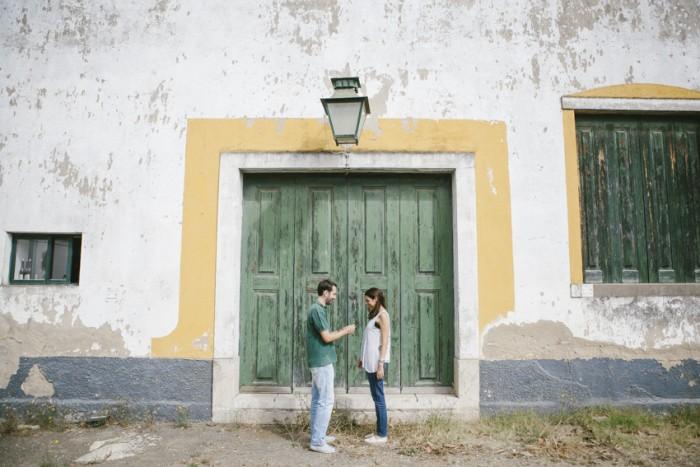 Catarina + João