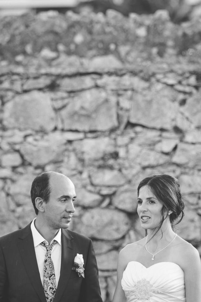 Lara + George