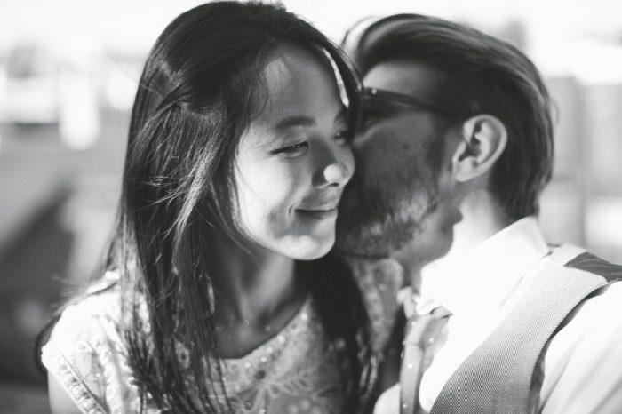 Kate + Stéphane