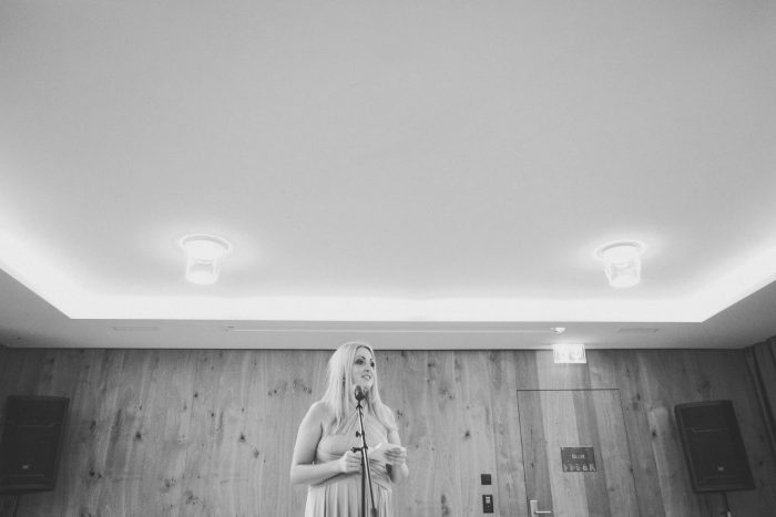 Grace + Howard wedding